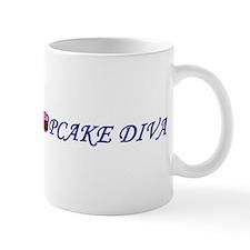 Cupcake Diva Mug
