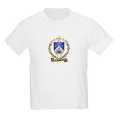 PICHE Family Crest Kids T-Shirt