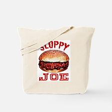 Painted Sloppy Joe Tote Bag