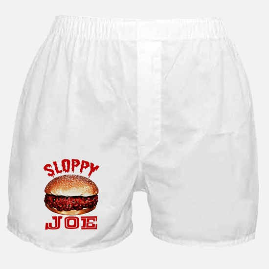 Painted Sloppy Joe Boxer Shorts