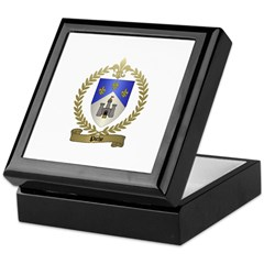PICHE Family Crest Keepsake Box