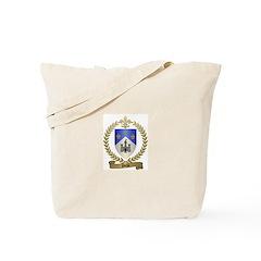 PICHE Family Crest Tote Bag