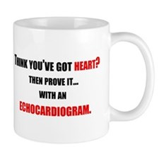 Echocardiogram Mug