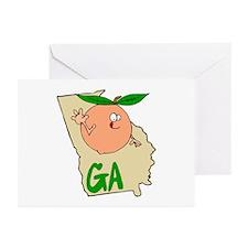 Georgia Pride! Greeting Cards (Pk of 10)