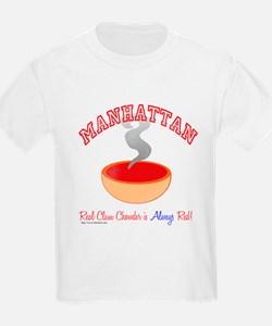 Manhattan Clam War T-Shirt