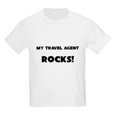 MY Travel Agent ROCKS! T-Shirt