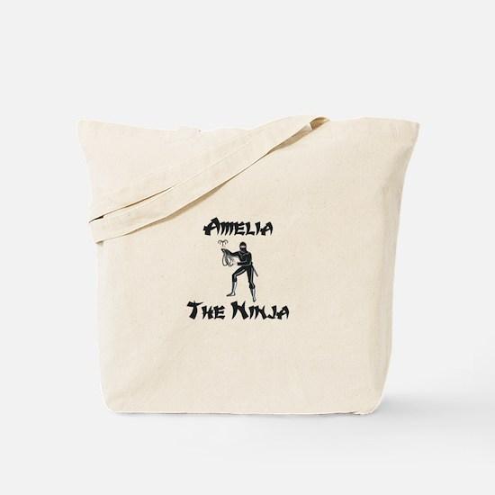 Amelia - The Ninja Tote Bag