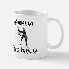 Amelia - The Ninja Mug