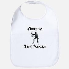 Amelia - The Ninja Bib