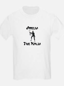 Amelia - The Ninja T-Shirt