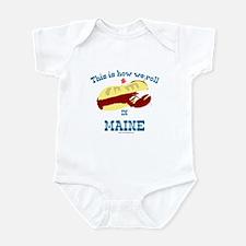 Lobster Roll! Infant Bodysuit