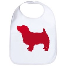 Norfolk Terrier Bib