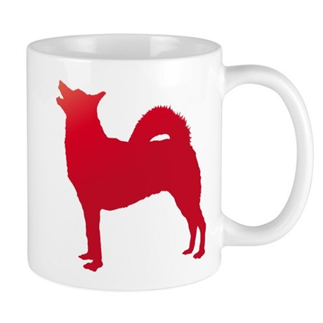 Norwegian Buhund Mug