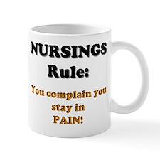Rule: Pain Mug