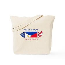 Peace corps Tote Bag