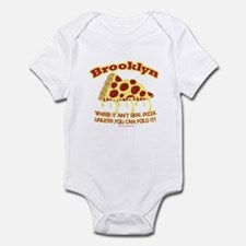 Brooklyn Style Infant Bodysuit