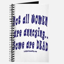 Not All Women Are Annoying, S Journal