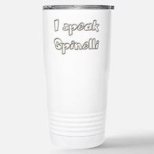 Cute Spinelli Travel Mug