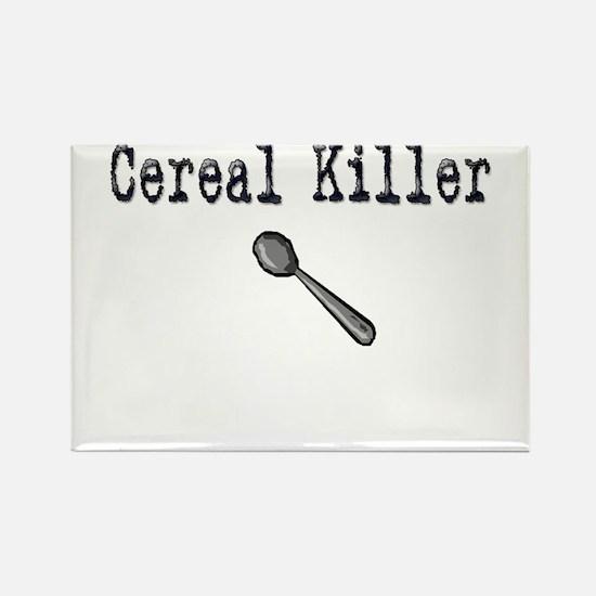 Buy Cereal Killer Funny shirt Rectangle Magnet