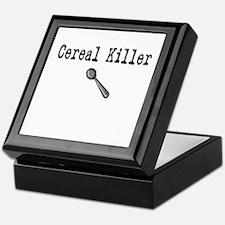 Buy Cereal Killer Funny shirt Keepsake Box