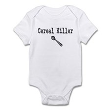 Buy Cereal Killer Funny shirt Infant Bodysuit