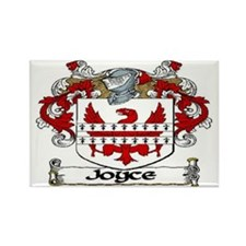 Joyce Coat of Arms Magnets (10 pack)