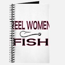 Reel Women Fish Journal