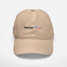 Opie for Obama Baseball Baseball Cap