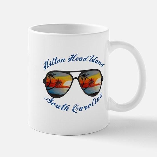 South Carolina - Hilton Head Island Mugs