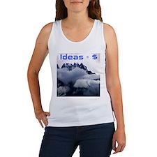 """Ideas = Money!"" Women's Tank Top"
