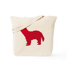 Schapendoes Tote Bag
