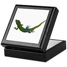 Day Gecko Keepsake Box