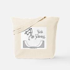 Board Sports Tote Bag