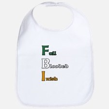 FBI Full Blooded Irish Bib