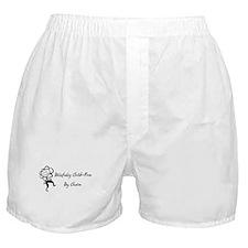 Blissfully Child-Free Boxer Shorts