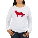 Stabyhoun Women's Long Sleeve T-Shirt