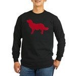 Stabyhoun Long Sleeve Dark T-Shirt