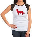 Stabyhoun Women's Cap Sleeve T-Shirt