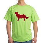 Stabyhoun Green T-Shirt