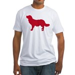 Stabyhoun Fitted T-Shirt