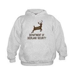 Department of Deerland Security Hoodie