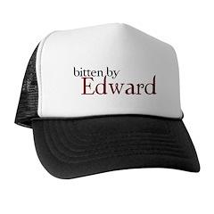 Bitten by Edward Trucker Hat