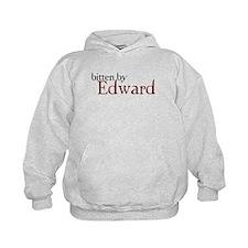 Bitten by Edward Hoodie