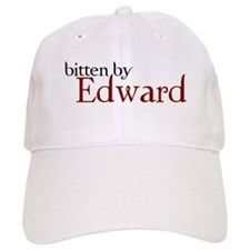 Bitten by Edward Baseball Cap