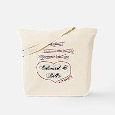 Edward & Bella Tote Bag