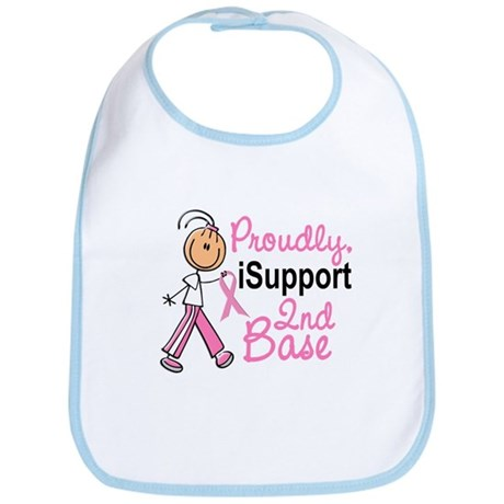 I Support 2nd Base 1 (SFT BC) Bib