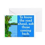 THE ROAD AHEAD Greeting Cards (Pk of 10)