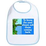 THE ROAD AHEAD Bib
