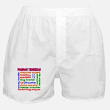 Pharmacy Technician Boxer Shorts