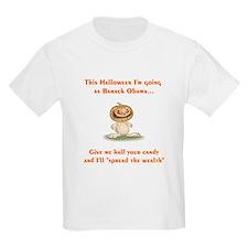 Halloween Obama T-Shirt